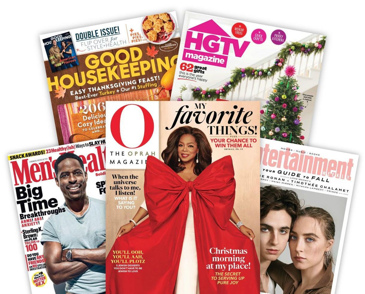 FREE Magazine Subscription -Al...