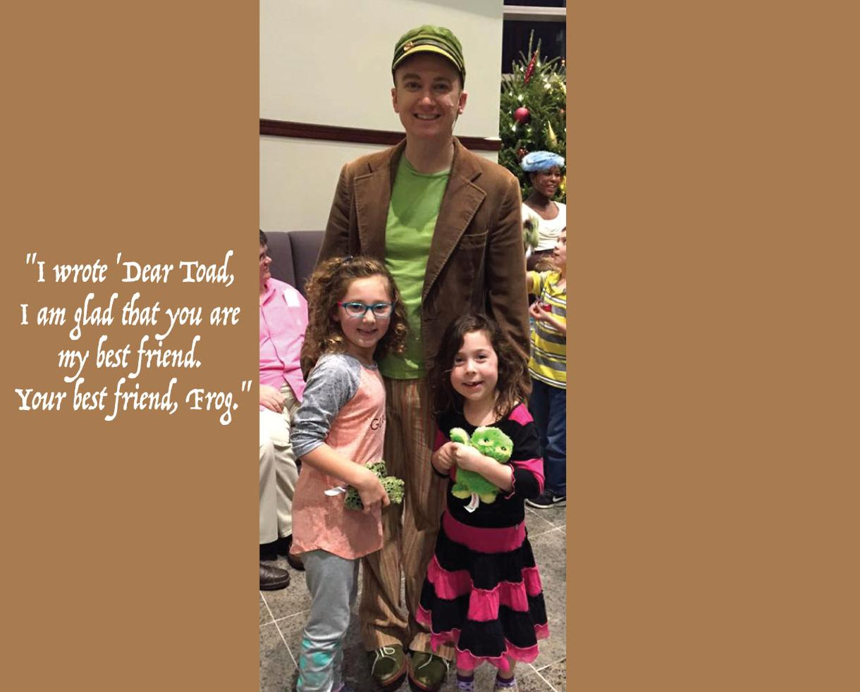 A Year With Frog and Toad at Synchronicity Theatre