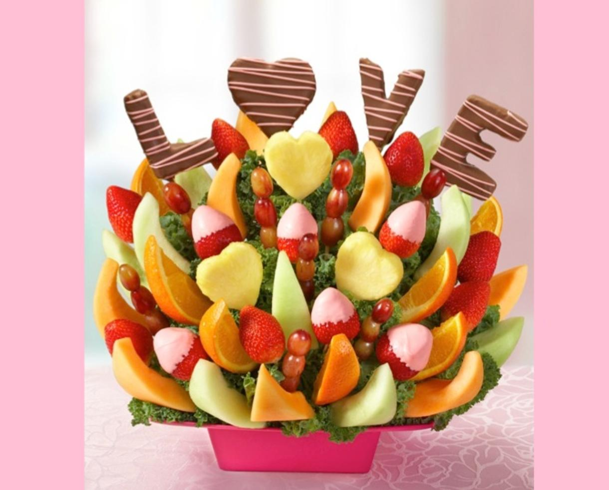 Deal 15 for 30 worth of fruit bouquets chocolate dipped fruit 15 for 30 worth of fruit bouquets chocolate dipped fruit and more the perfect valentines gift 50 off izmirmasajfo