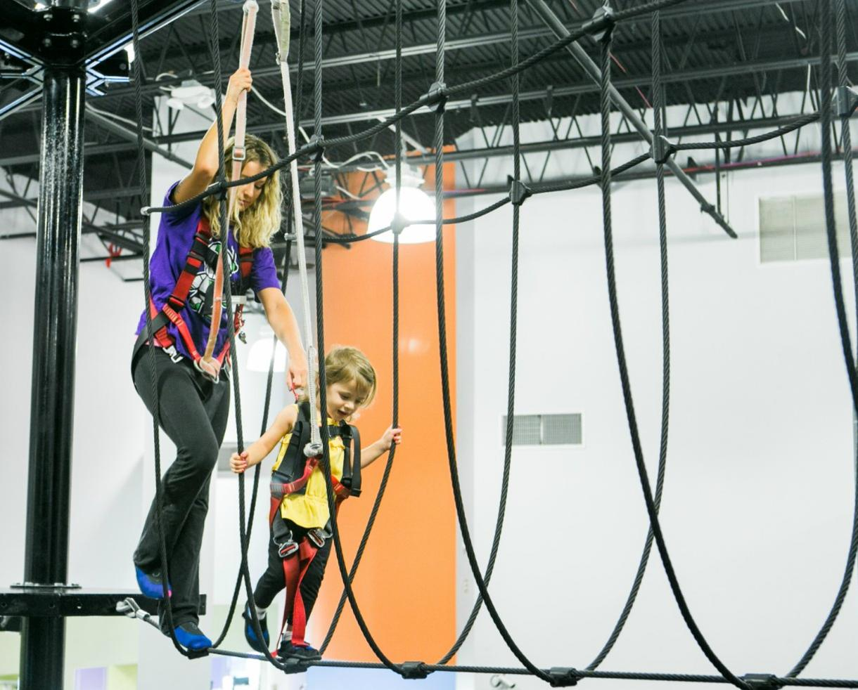 Two Funderdome Daily Admission Passes - Valid for Ages 6 mos - 2 yrs
