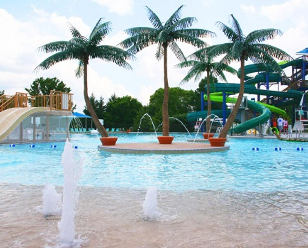$10+ for Two Weekday Waterpark Admissions to Bohrer Park in Gaithersburg (50% Off)