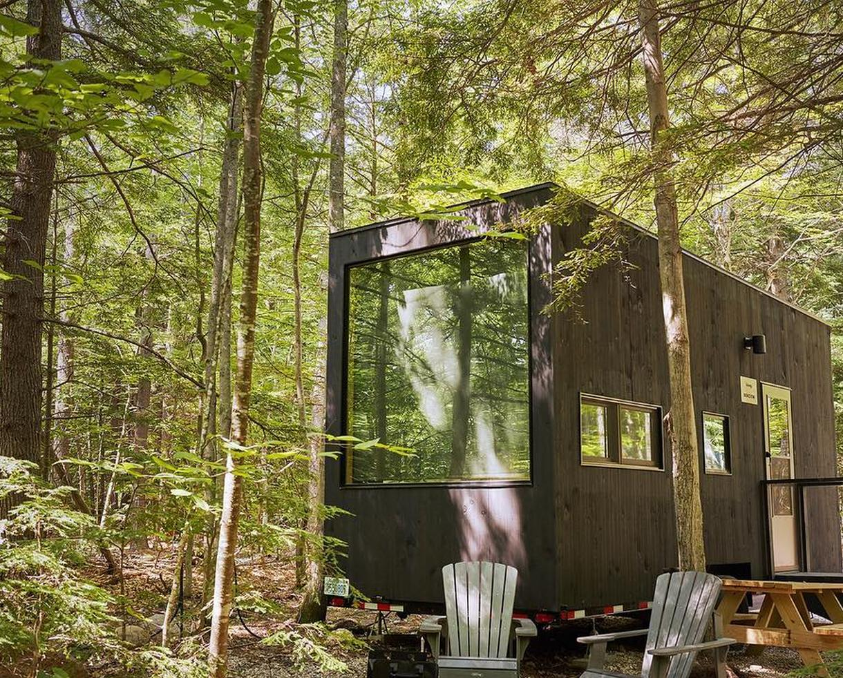 $30 Off Any Getaway DC Tiny Cabin Stay