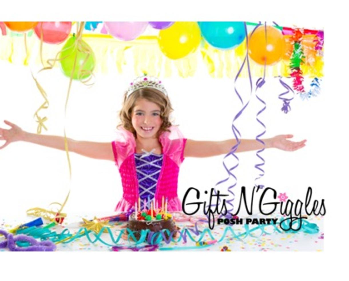 $350 for 2 Hour Party for Up to 8 Guests with Gifts N' Giggles – The Party Comes to You! ($500 Value - 31% Off)