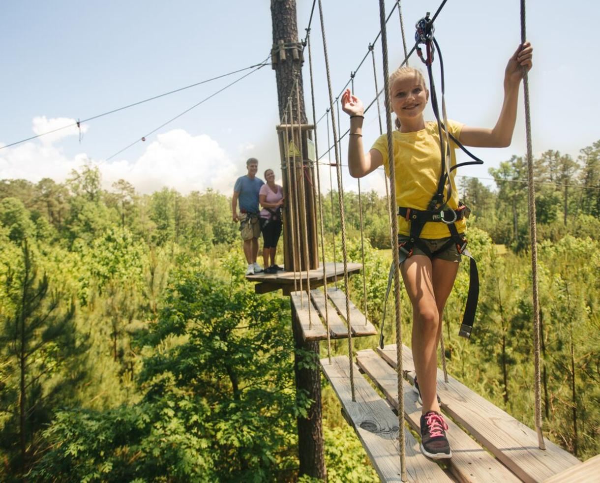 Deal 29 For Go Ape Zipline And Treetop Adventure In