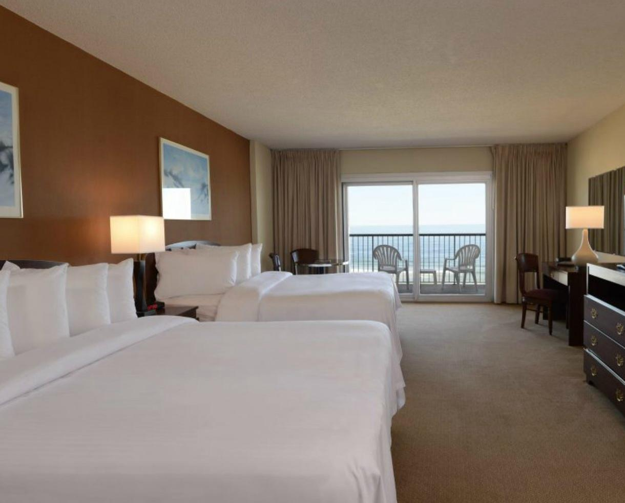 1-Night Weeknight Getaway in an Oceanfront Room at Grand Hotel and Spa - Valid from Oct. 7 - Dec. 27, 2018