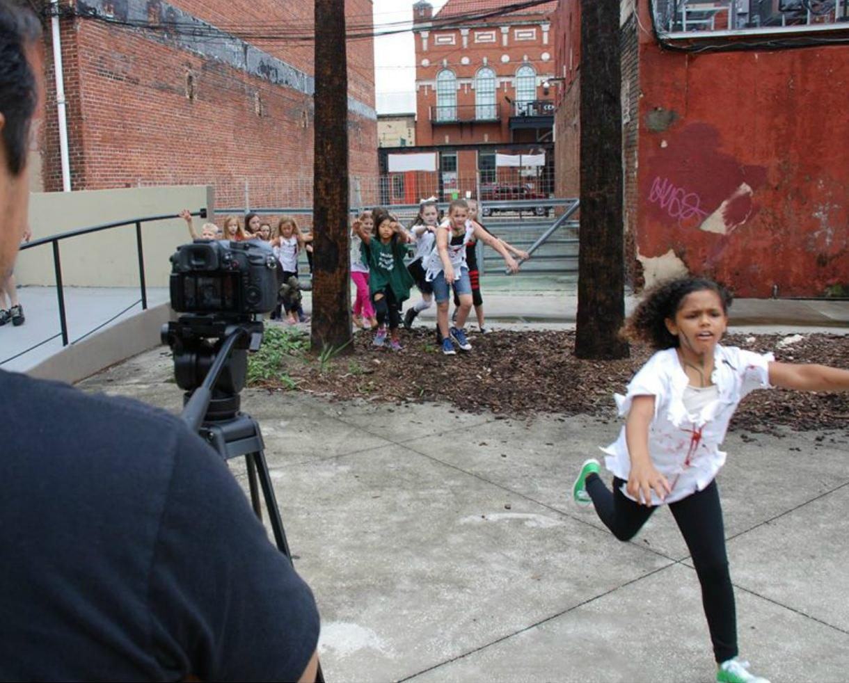 One Week of Gray Studios Make-A-Movie Camp in Atlanta or Washington, DC