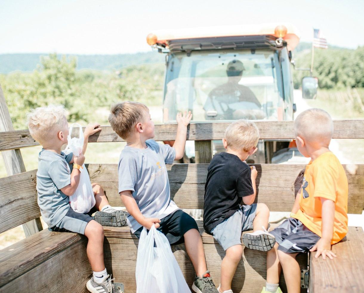 Great Country Farms October Admission
