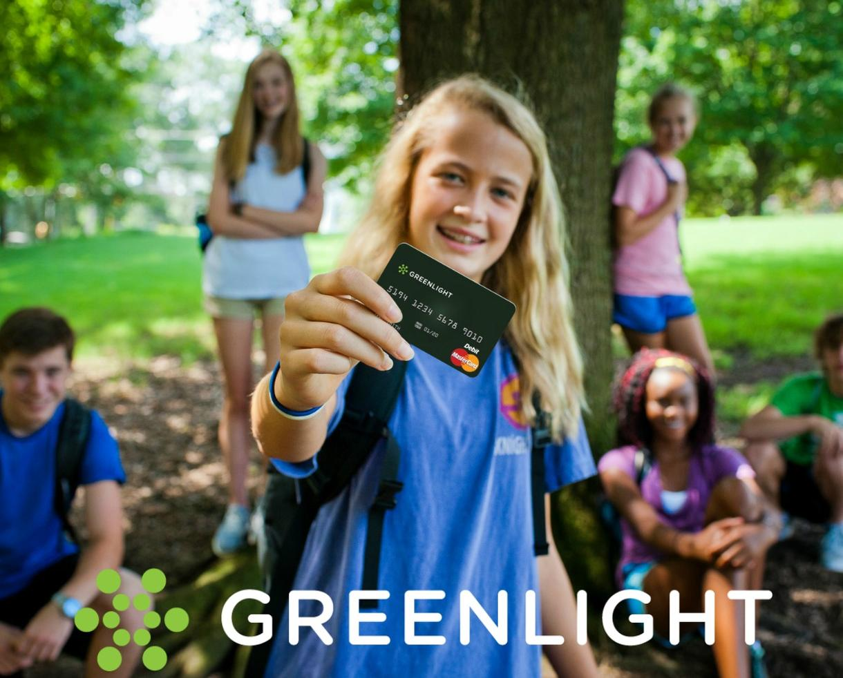 Deal Try Greenlight The Smart Debit Card for Kids FREE for 30