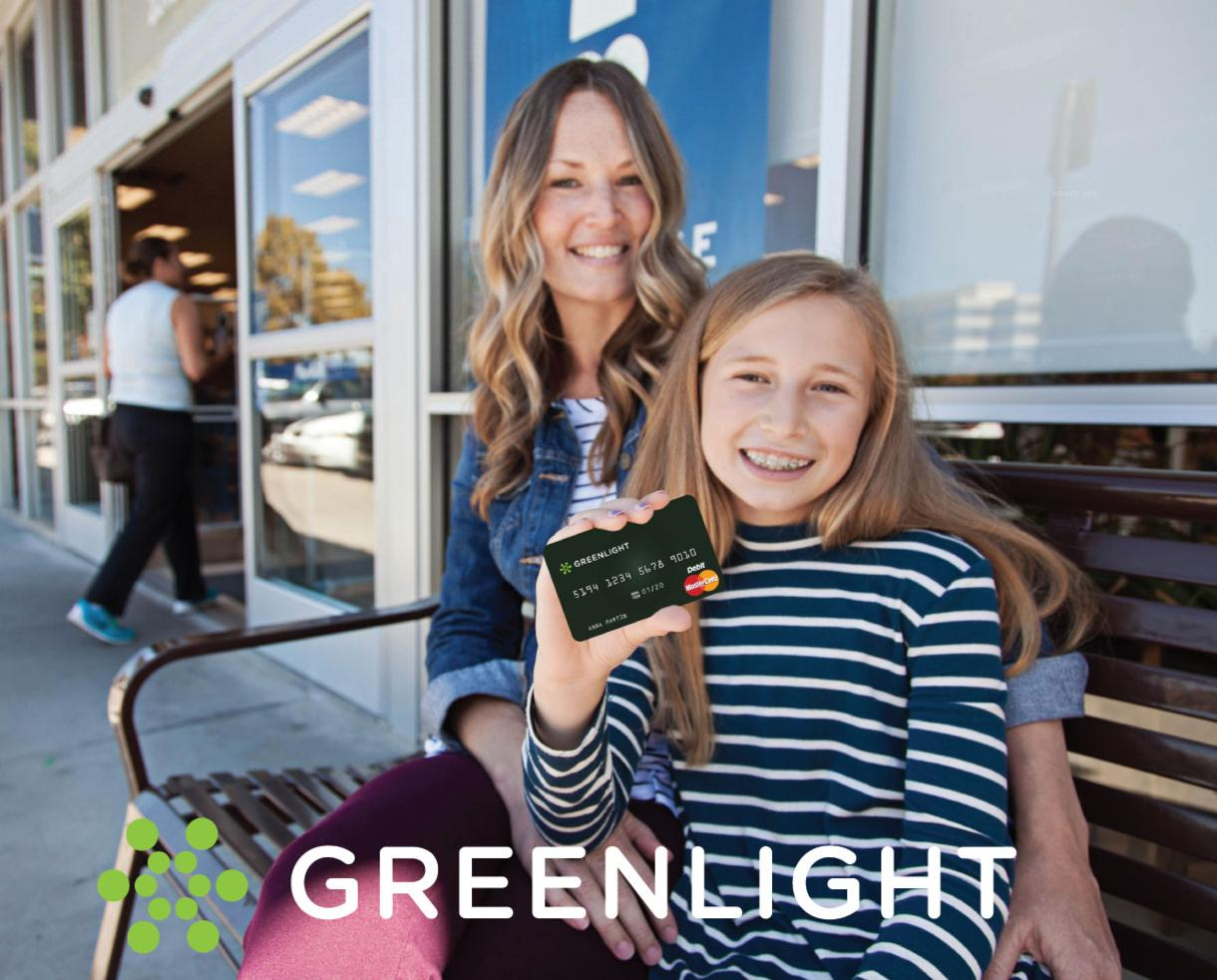 Greenlight® Kids Debit Card Special Offer - Try FREE for 30 Days and Receive $20 to Spend!