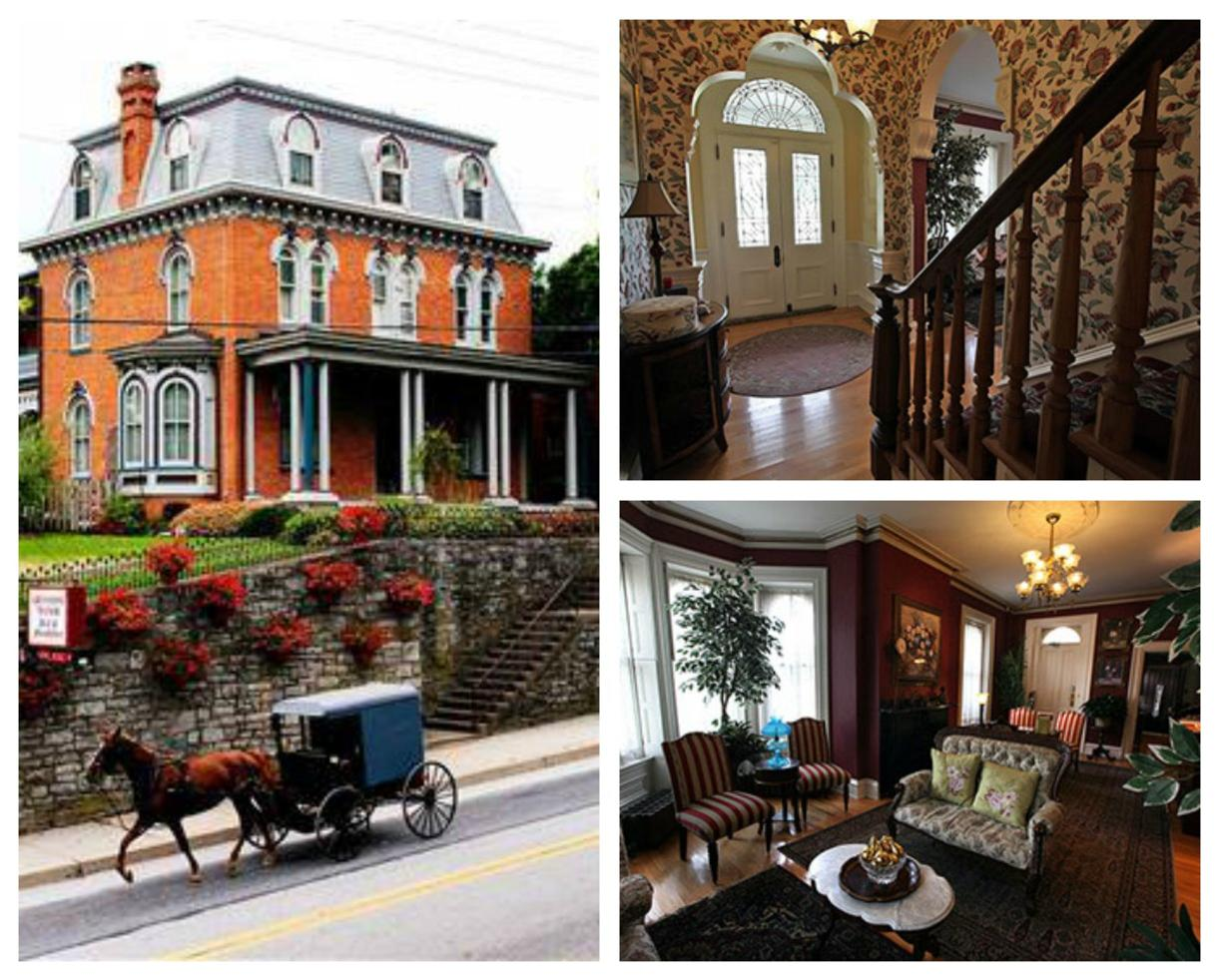 Greystone Manor B&B Family Getaway