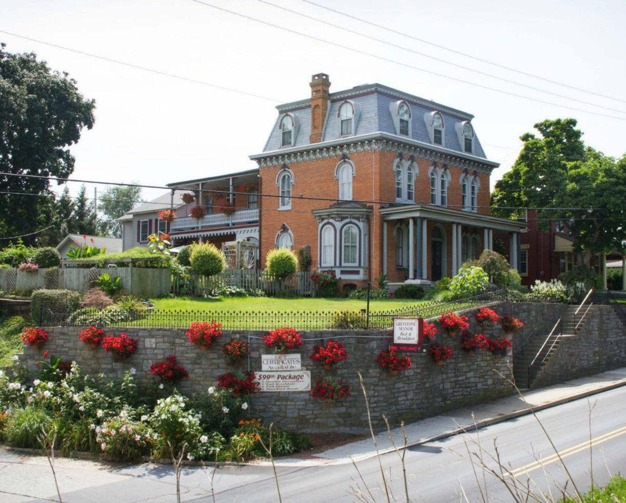 Deal Greystone Manor B B Family Getaway Certifikid