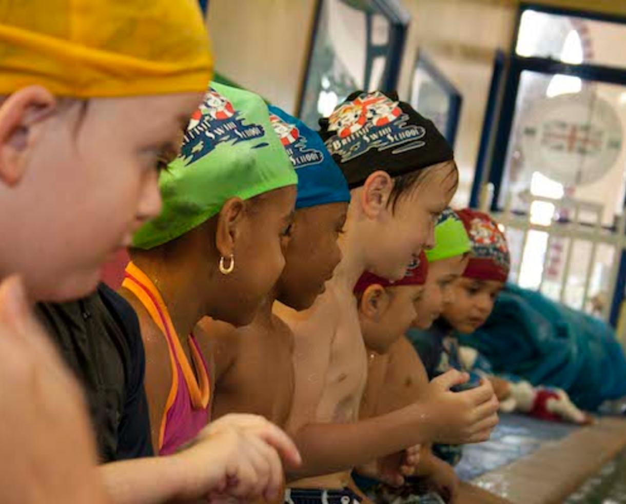 Deal: $88-$138 for TWO MONTHS of Group Swimming Lessons at British ...