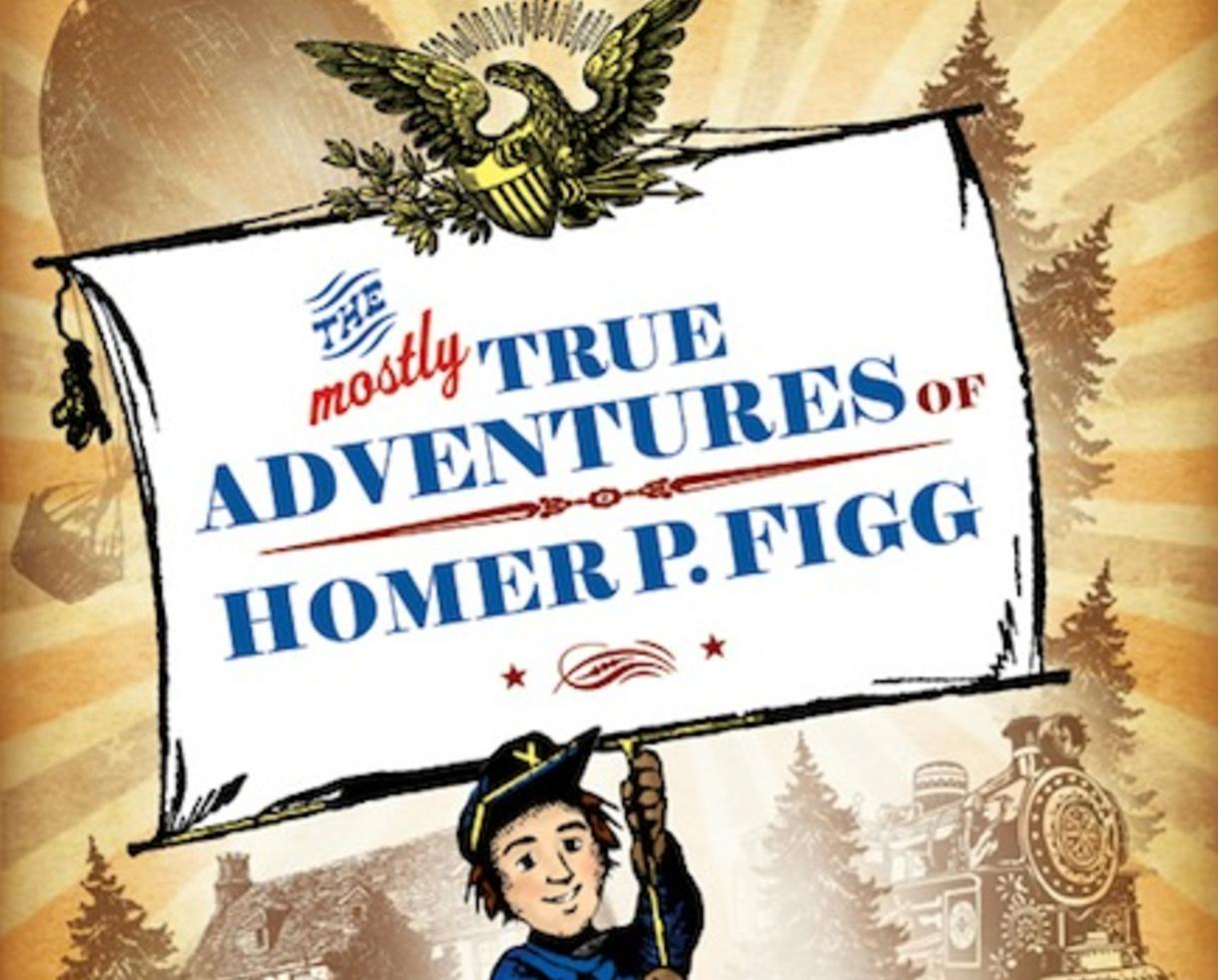 $10 for Ticket to The Mostly True Adventures of Homer P. Figg at The Kennedy Center ($18 value)