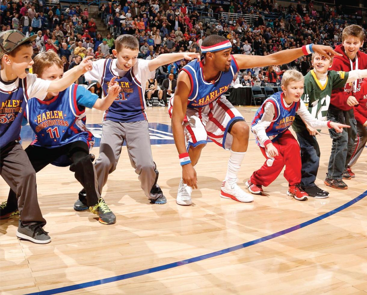 30% Off Harlem Globetrotters Tickets at Capital One Arena