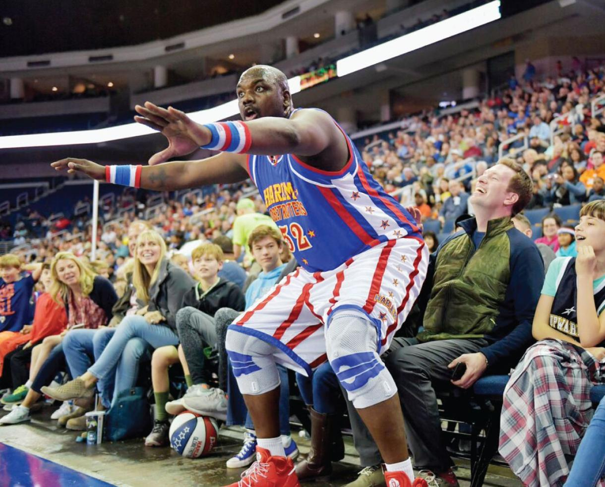 Up to 40% Off Harlem Globetrotters Tickets at Royal Farms Arena in Baltimore