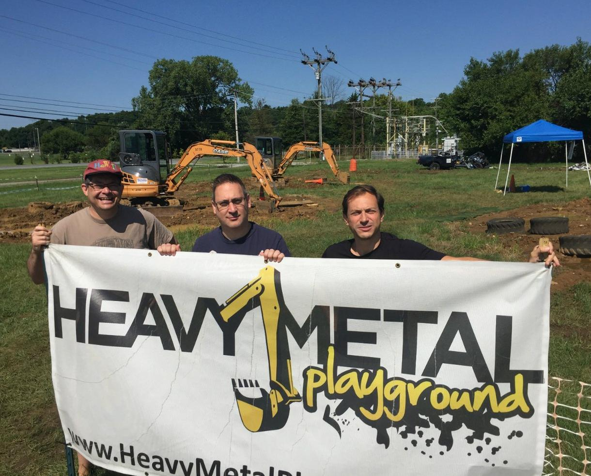 Heavy Metal Playground