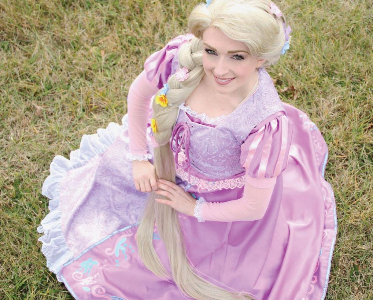 $119 for Princess Appearance with the Princess of Your Choice - Moana, Elsa, Elena, Sofia & More! (24% Off - $155 Value)