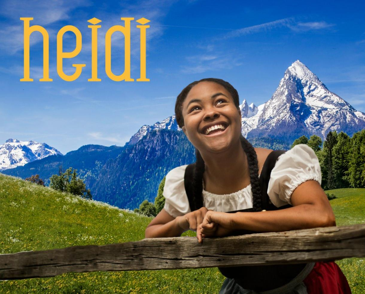 $10.50 for Ticket to Heidi The Musical at Synchronicity Theatre in Atlanta (50% Off)
