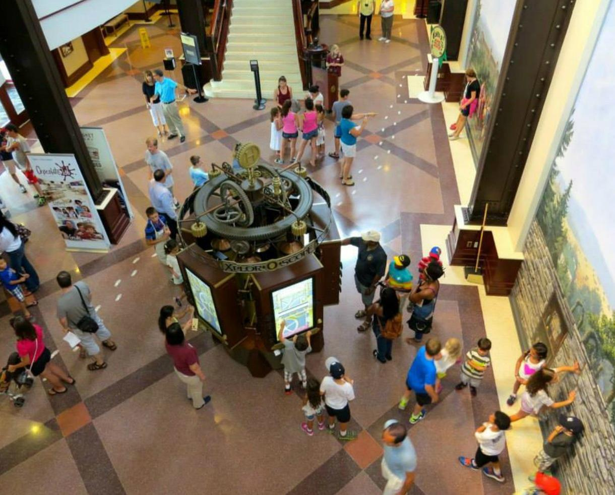 The Hershey Story Museum Experience