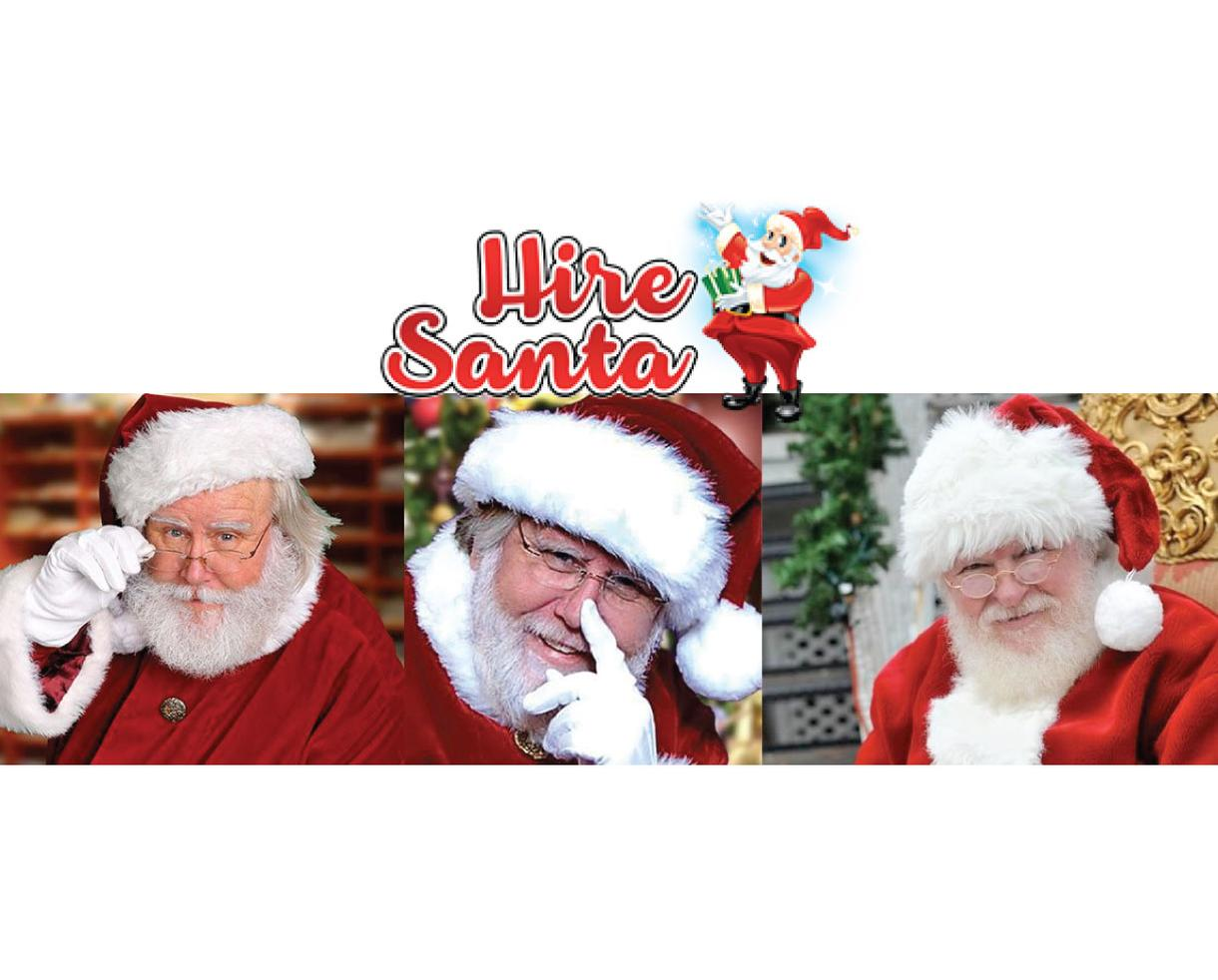 1-Hour Visit from Santa Claus
