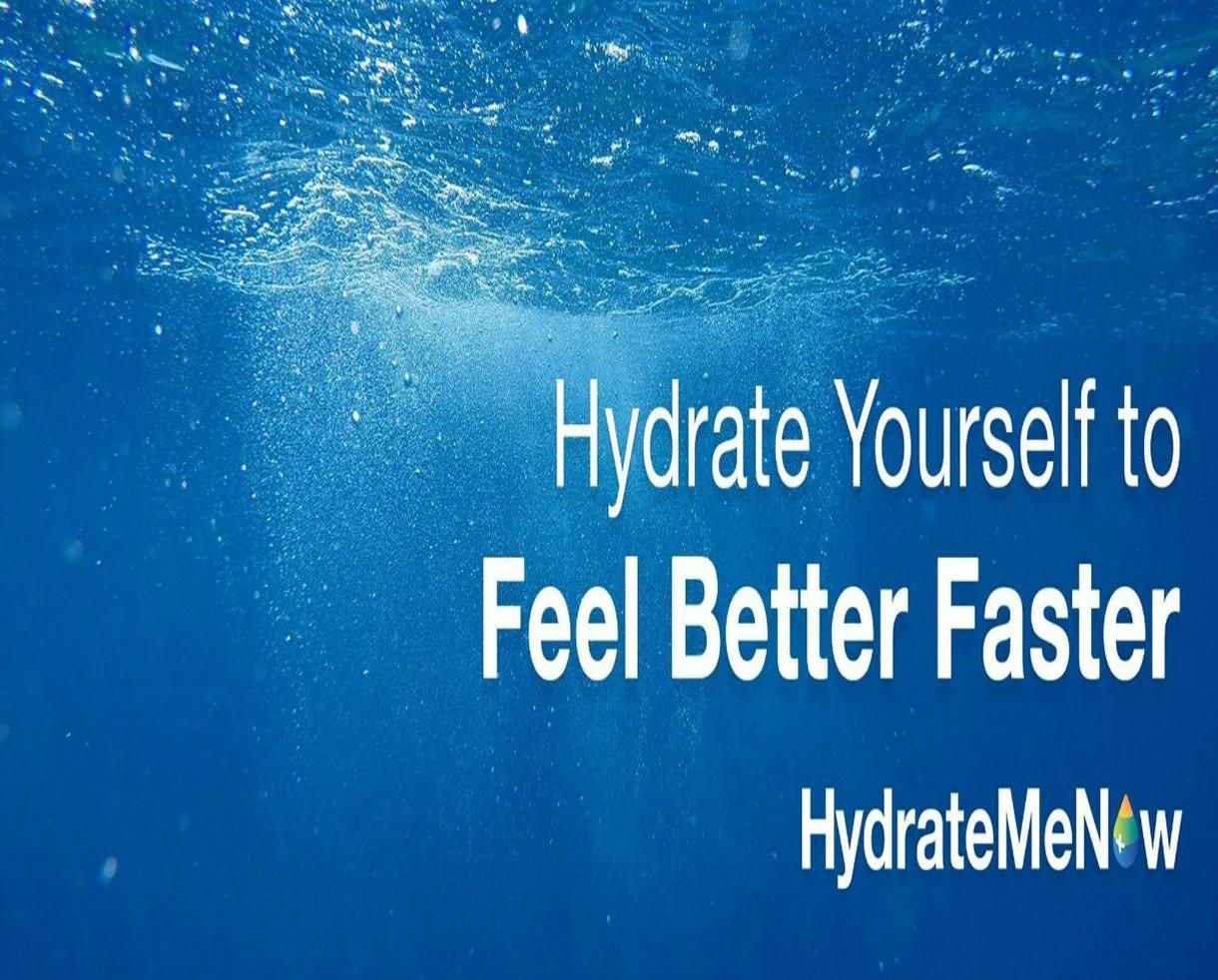 HydrateMeNow IV Hydration Therapy Session