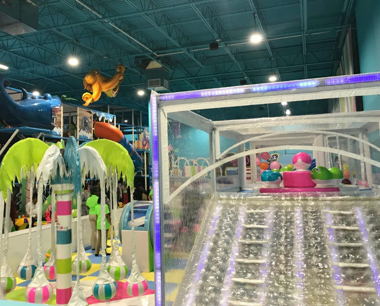 Hyper Kidz Ultimate Indoor Playground SUPER Party