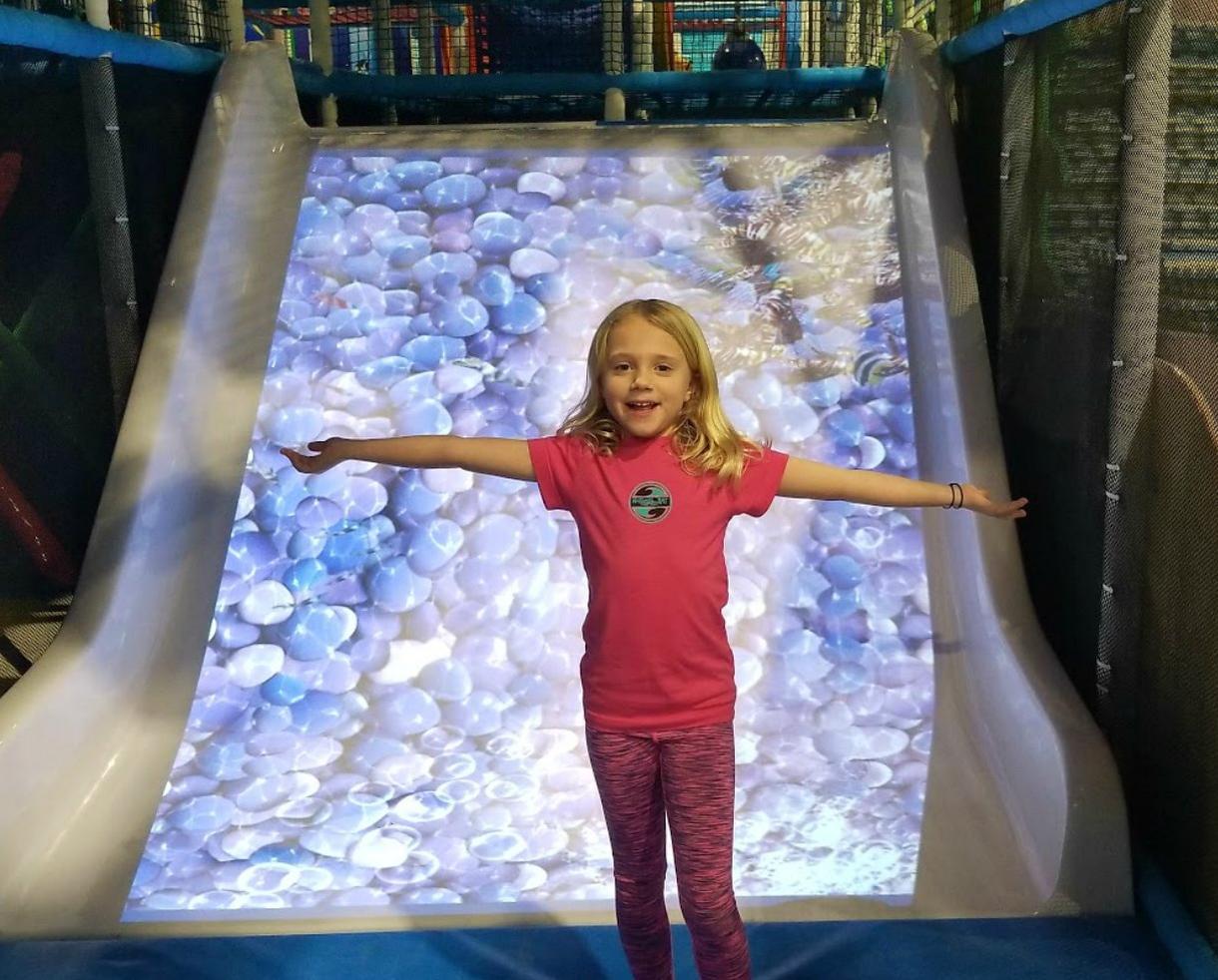Hyper Kidz Ultimate Indoor Playground Single Weekday Entry
