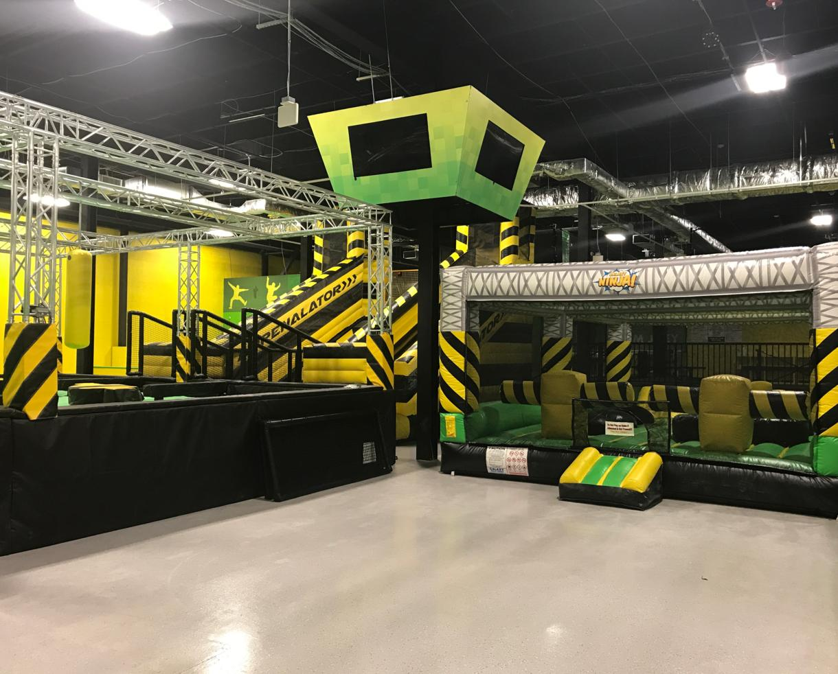 GRAND OPENING SPECIAL! $12+ for 60 Minutes of Open Jump + Weekday Party Option at BRAND NEW Launch Trampoline Park - Rockville (Up to 45% Off)