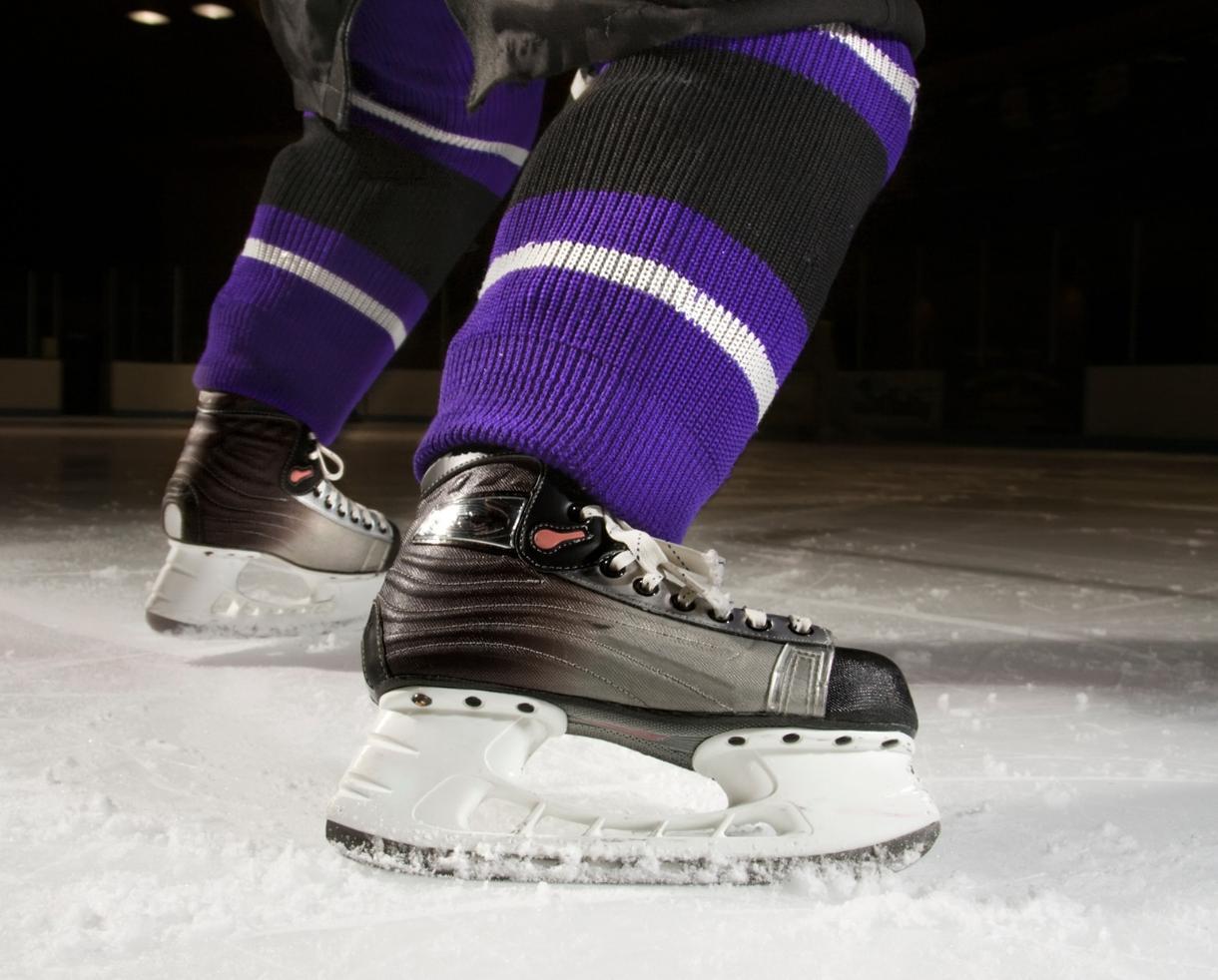 Two Admissions + Skate Rental to Haymarket Iceplex