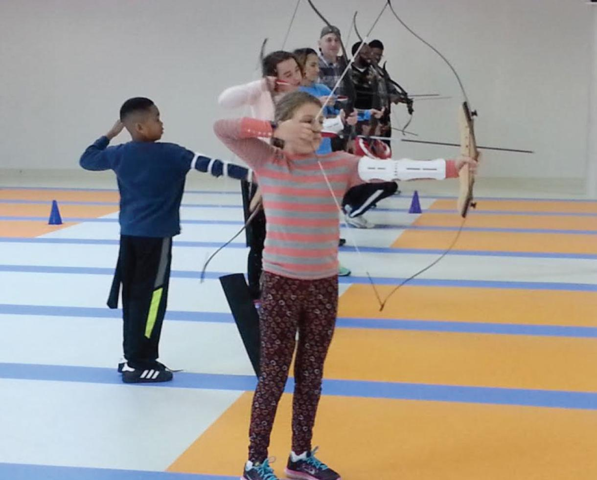 $175+ for Invicta Sports Archery and Fencing Camp for Ages 6+ in Gaithersburg (31% Off)