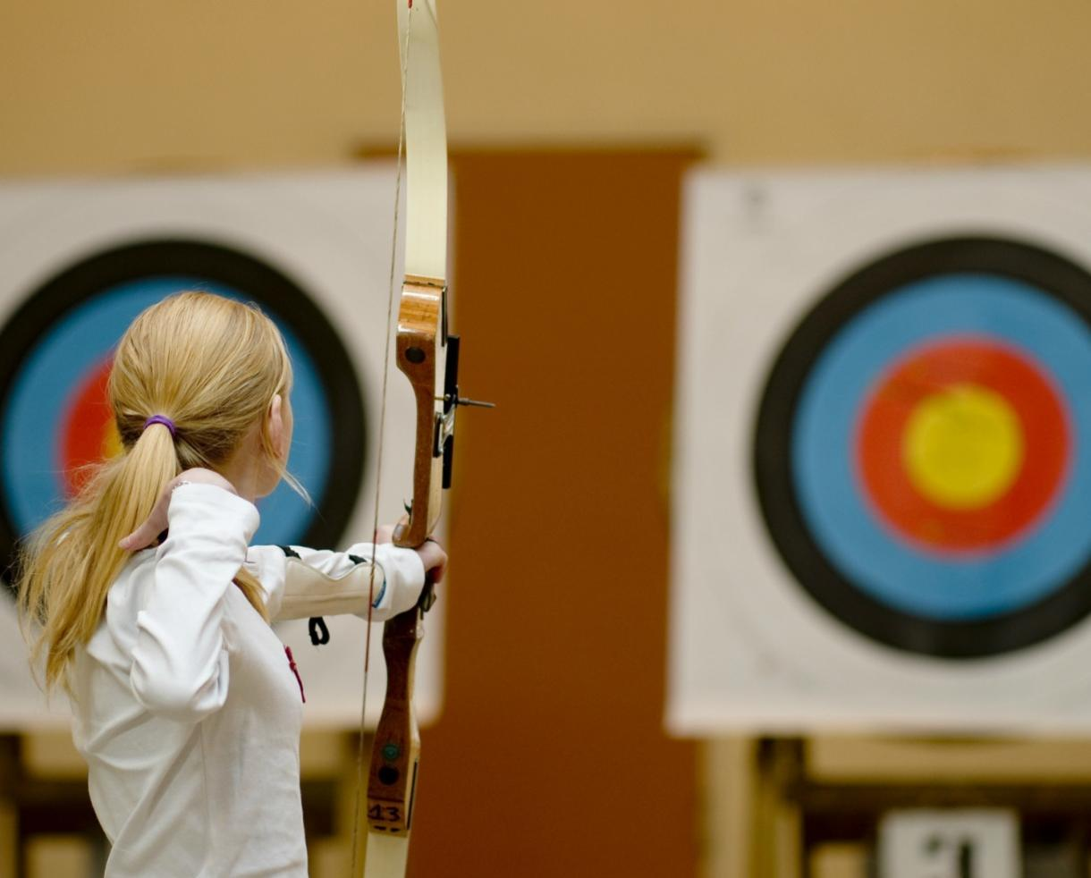$39 for Two - 1 Hour Archery Sessions for Ages 7 and Up at NEWLY OPENED Invicta Sports in Gaithersburg (48% Off)