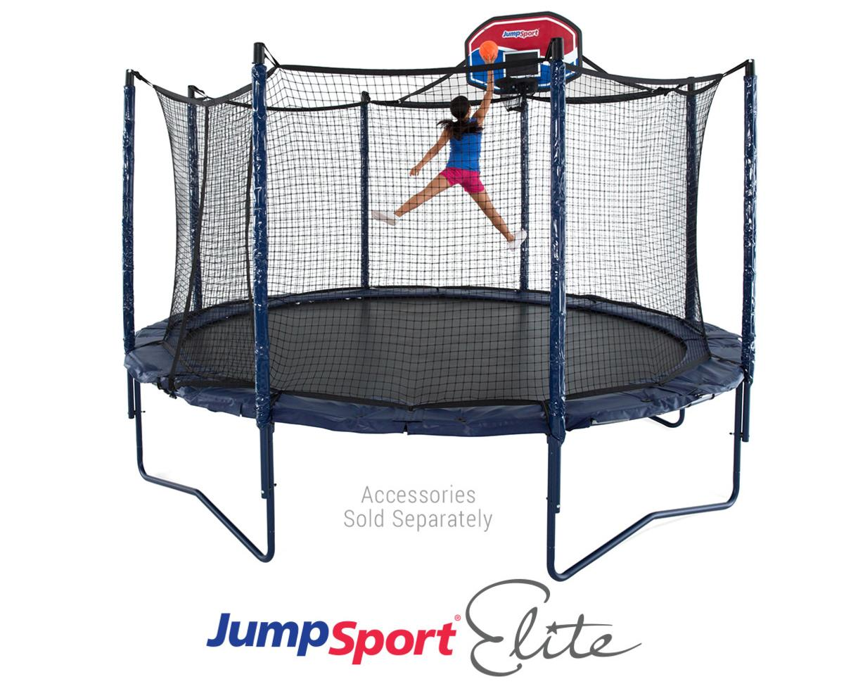 $100 Off Any JumpSport Elite Trampoline System