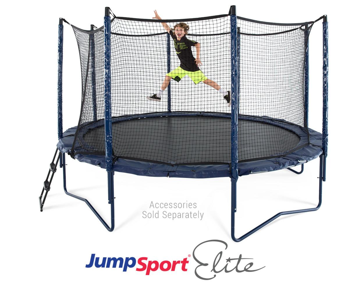 $100 Off Any JumpSport Elite Trampoline System