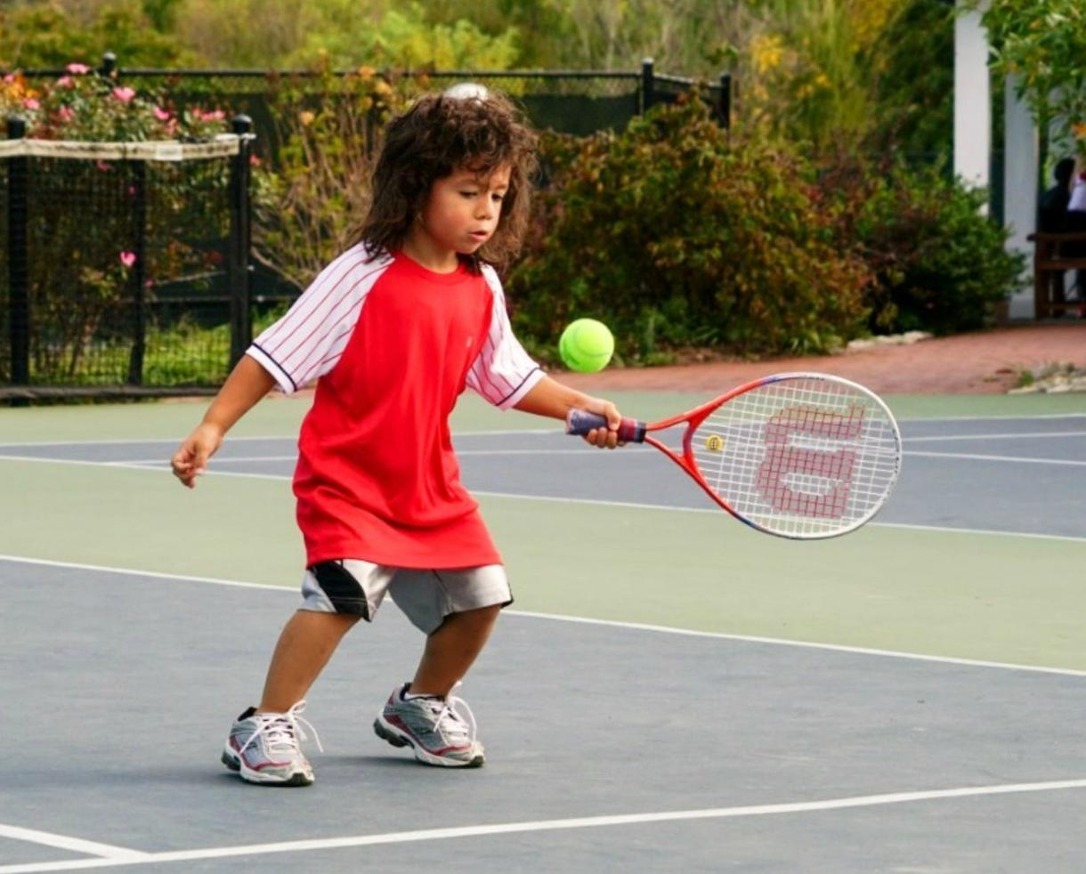 Half-Day JTCC Tennis Camp at College Park Tennis Club