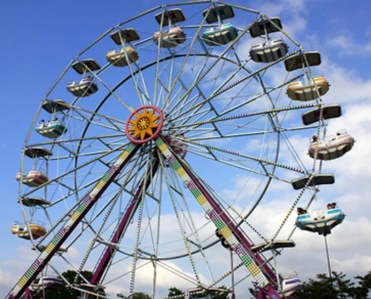 Unlimited Rides at The Leesburg Corner Premium Outlets Carnival