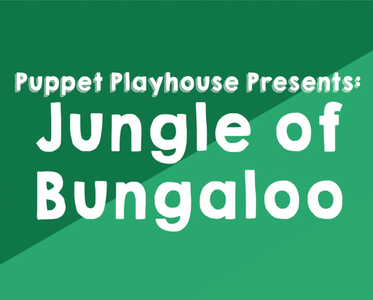 $6 for Ticket to Encore Stage & Studio's Puppet Playhouse Presents Jungle of Bungaloo for Ages 6 Months and Up - Arlington ($10 Value - 40% Off)
