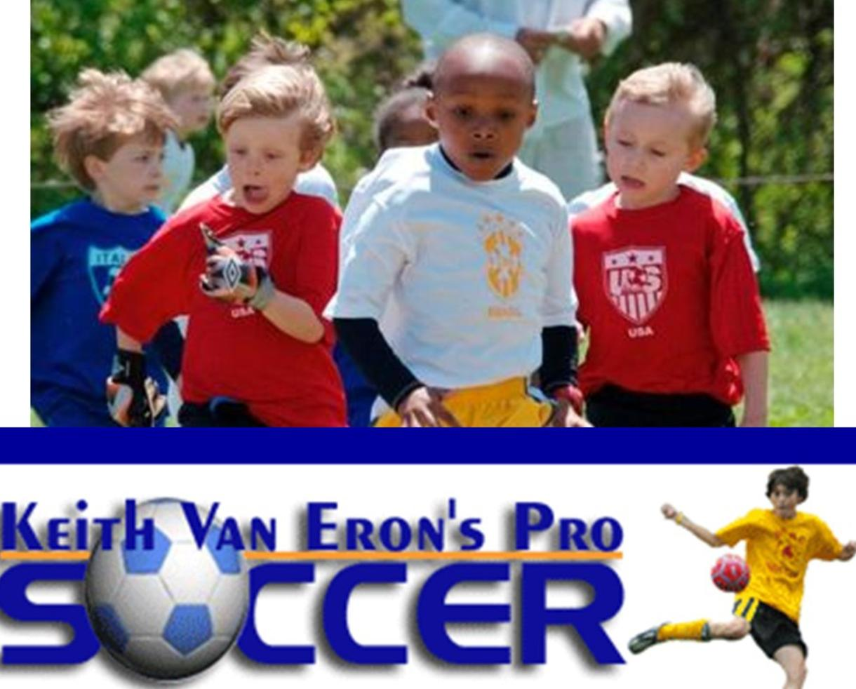 $75+ for Keith Van Eron Pro Soccer Camp for Ages 3-17 at St. Paul's School in Brooklandville (Up to 52% Off)