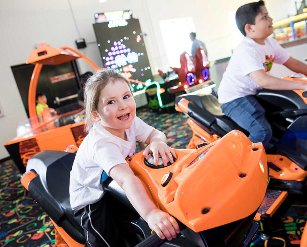KidMania Family Fun Center Admission