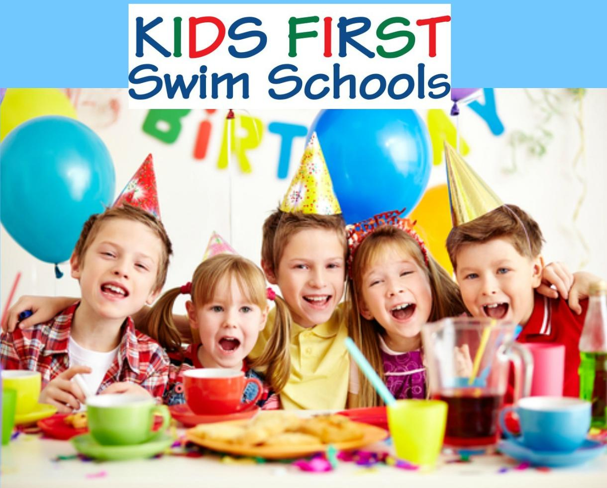 Kids First Swim Schools Birthday Splash Party!