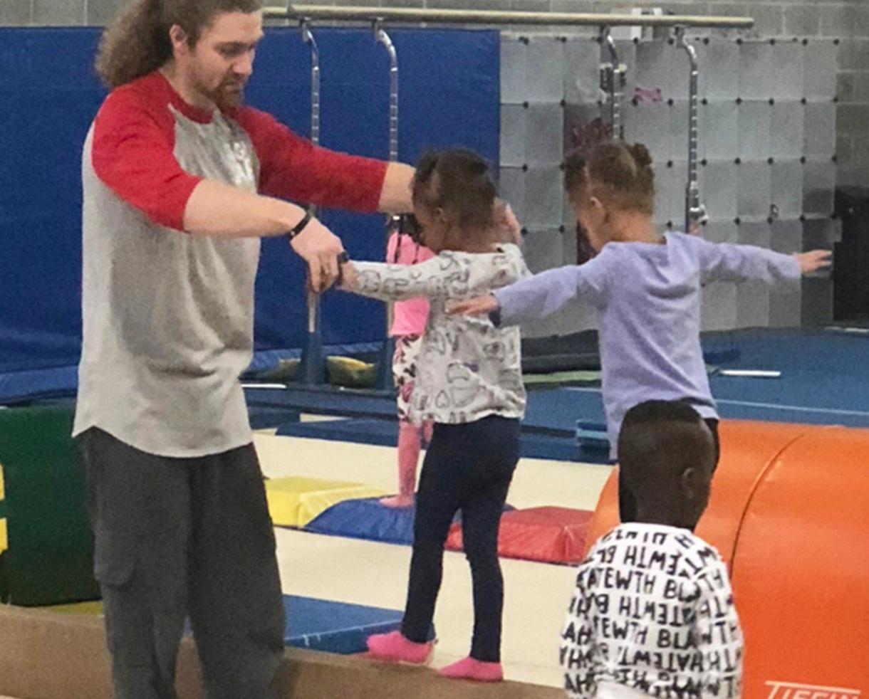 KidsTime.Live Toddler or Preschool Gym Classes