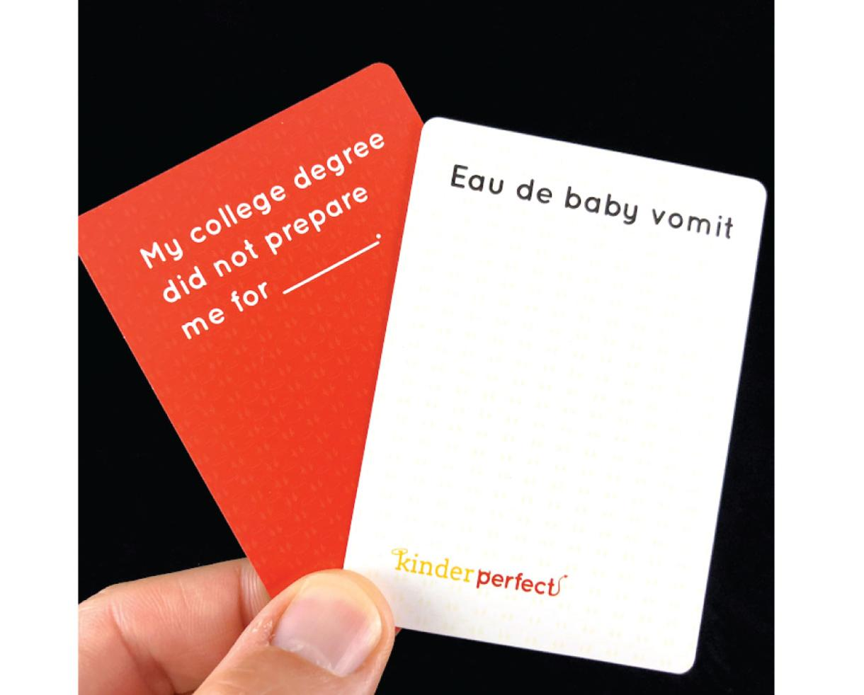 $20 for KinderPerfect the Ultimate Party Card Game for Awesome Parents (20% Off)
