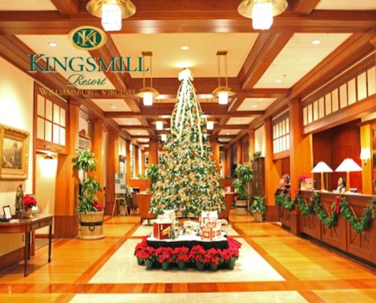 Christmas Town Getaway Includes Admission Tickets