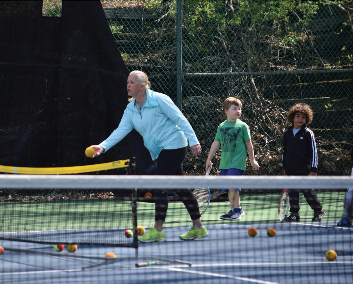 Week of Koa Sports Tennis Camp at North Springfield Swim Club or Tallyho Swim and Tennis Club
