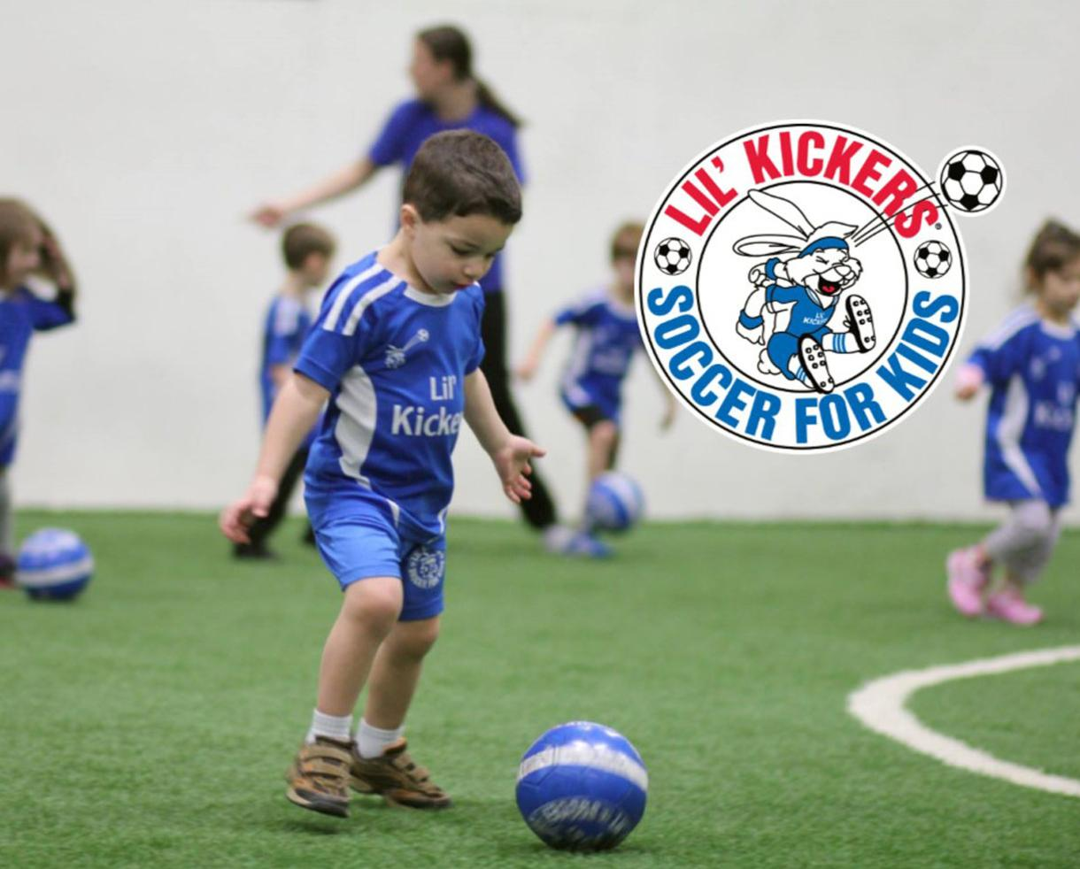 $43 for Lil Kickers 4-Week Soccer Session for Ages 18 mos-9 Years - Fairfax, Herndon, Chantilly, and McLean ($72 Value - 41% Off)