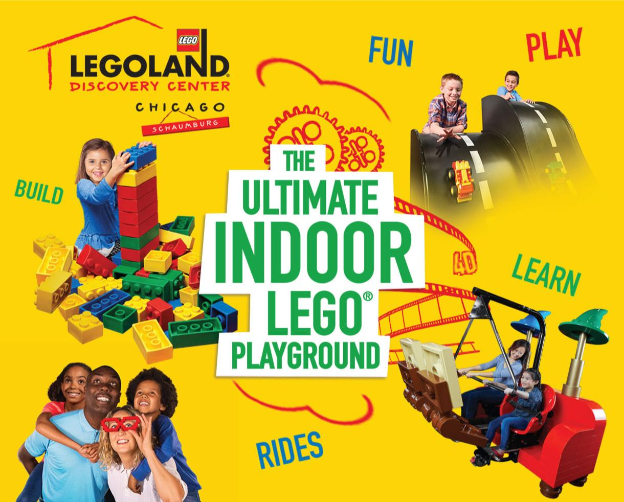 LEGOLAND® Discovery Center Chicago Flexible Admission Ticket