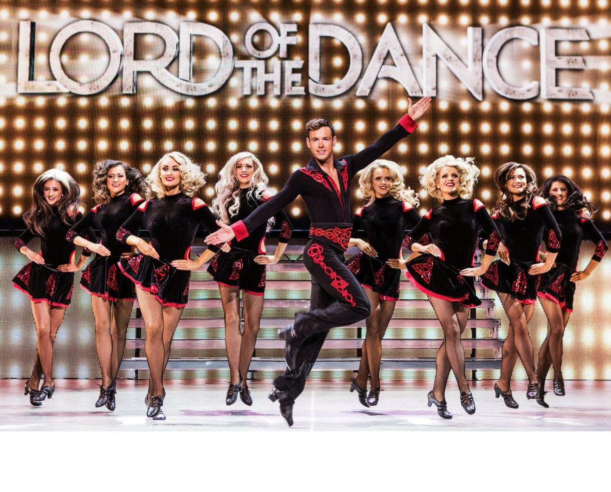 Balcony Seat: Lord of the Dance: Dangerous Games at The Modell Lyric