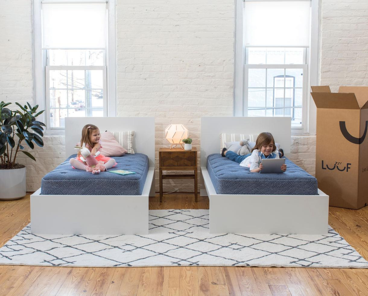 Save 25% Off Luuf Mattresses & Accessories - Shipping Included!