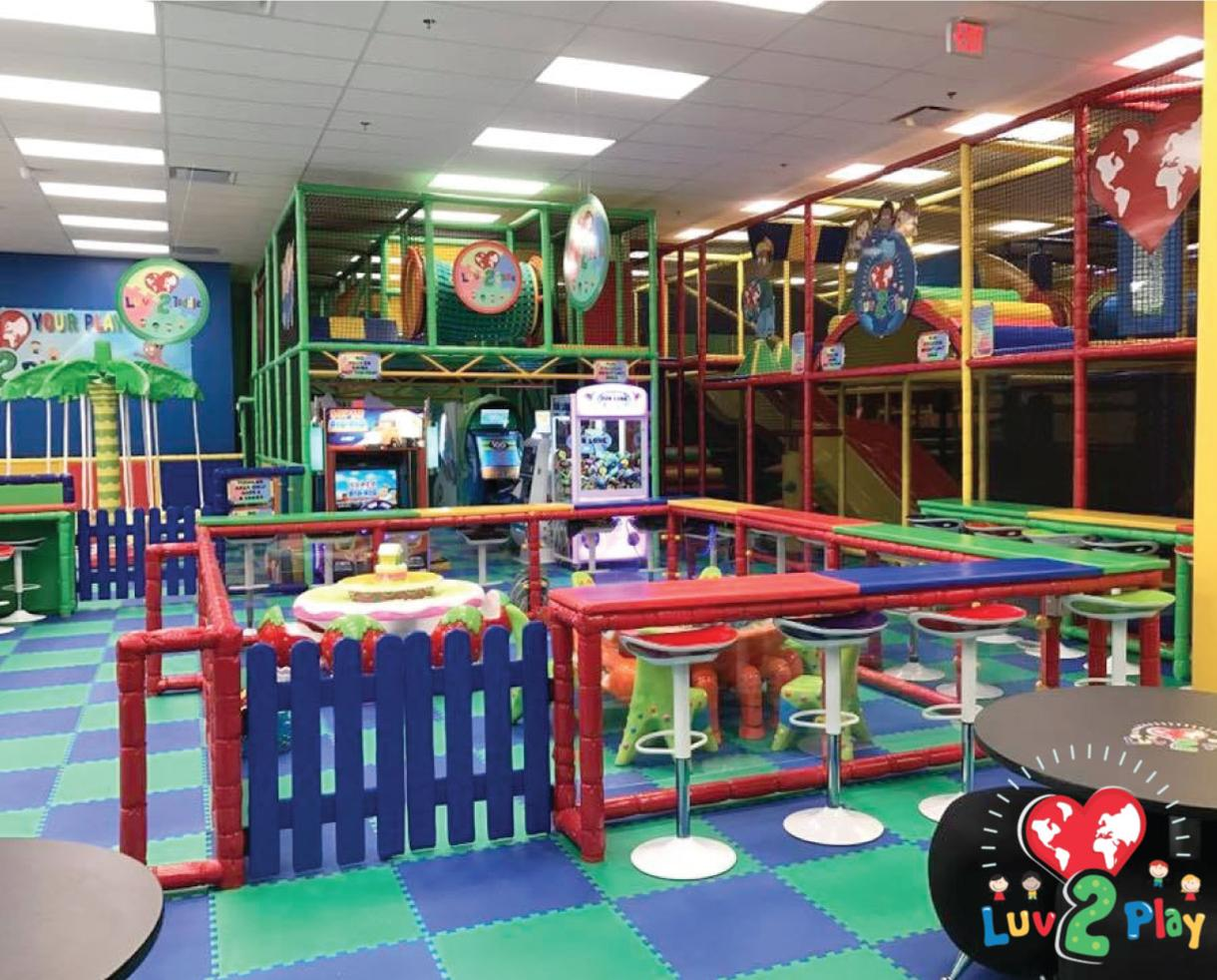 $6+ for Weekday Admission at the BRAND NEW Luv 2 Play Indoor Play Place for ALL AGES Leesburg (25% Off)