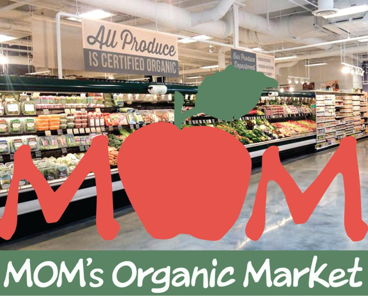 $15 for $30 Worth at MOM's Organic Market College Park Grand Re-Opening!