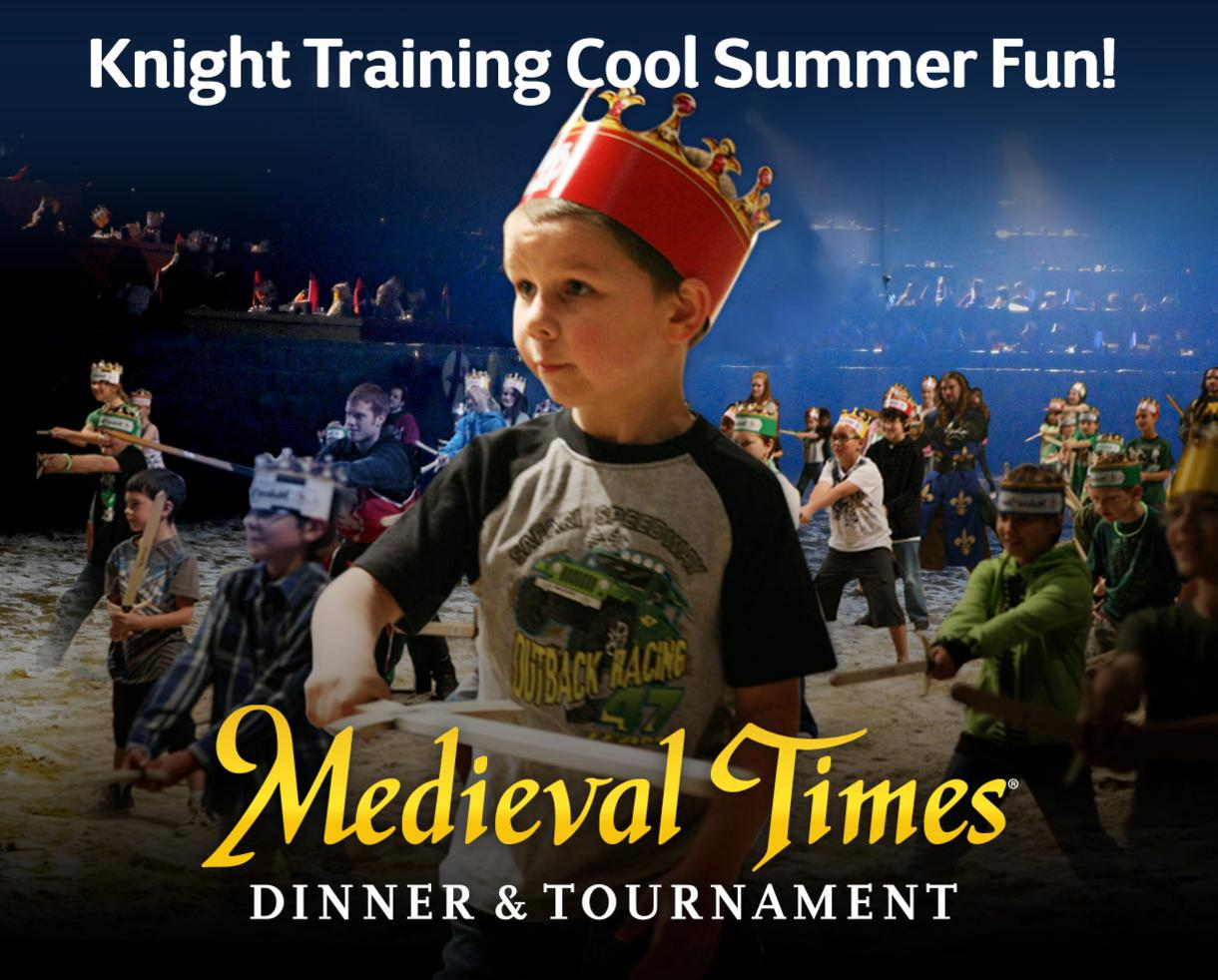 Up to 42% Off Medieval Times + Junior Knight Training FREE with Child's Admission for Ages 5-12 in Hanover, MD